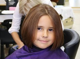 Great Haircuts for Kids at Plaza Hair Salon