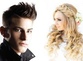 Prom and Homecoming Hairstyles at Plaza Hair Salon